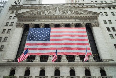 USA, New York City, New York Stock Exchange - STCF00247