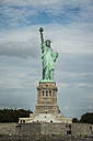 USA, New York City, Statue of Liberty on Liberty Island - STCF00274