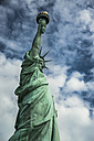 USA, New York City, Statue of Liberty on Liberty Island - STCF00277