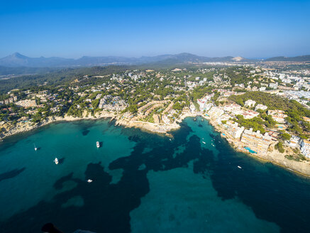 Spain, Balearic Islands, Mallorca, Cala Blance, Costa de la Calma - AMF05015