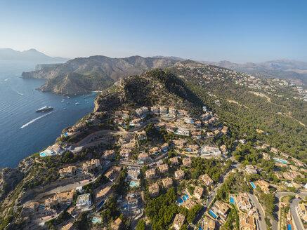 Spain, Balearic Islands, Mallorca, Cala en Fonol, Port d' Andratx - AMF05018