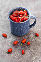 Cup of goji berries - SARF02968