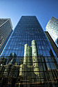 France, Paris, La Defense, modern office buildings, Opus 12 - FC01103