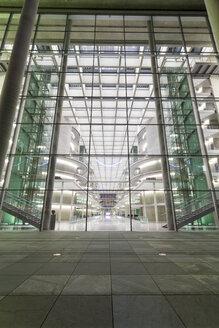 Germany, Berlin, Paul-Loebe-Building at night - SJ00188