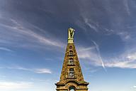 Germany, Kassel, Hercules statue in Bergpark  Wilhelmshoehe - PCF00294