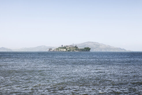USA, San Francisco, view to Alcatraz island - BMAF00223
