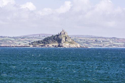 UK, Cornwall, Pezance, St Michael's Mount - THA01853