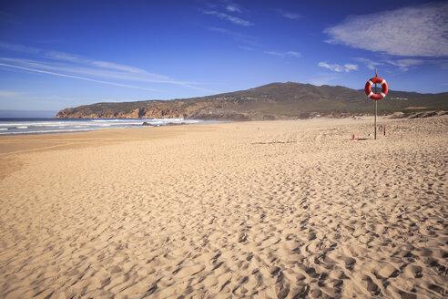 Portugal, The Praia Grande do Guincho beach - VTF00560