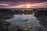 Spain, Tenerife, Sea at sunset - SIPF01040
