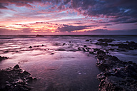 Spain, Tenerife, Sea at sunset - SIPF01043