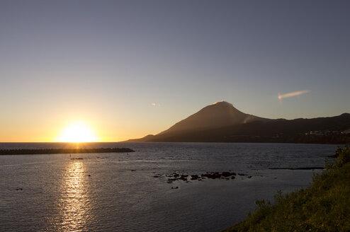 Portugal, Azores , Pico mountain - CMF00616
