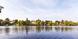 Germany, Potsdam Babelsberg, Neubabelsberg at Griebnitzsee - WDF03767