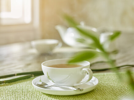 Cup of steaming tea - RORF00434