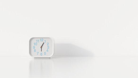 Alarm clock, 3d rendering - UWF01073
