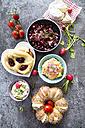 Vegetarian Bavarian Buffet - SARF03067