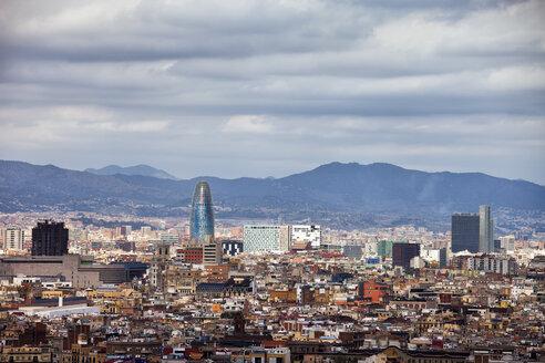 Spain, Barcelona, cityscape - ABOF00113