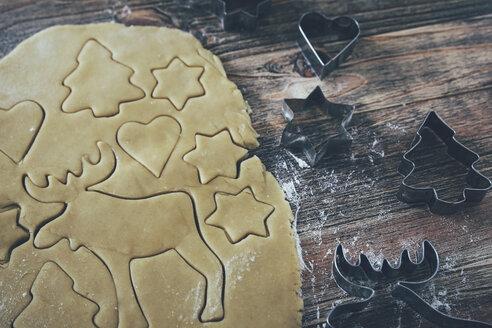 Christmas bakery, close-up - RTBF00545