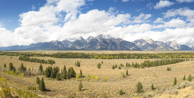 USA, Wyoming, Grand Teton National Park, scenic - EPF00189