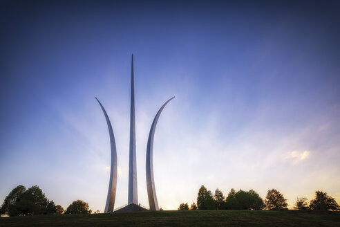 USA, Virginia, Arlington, United States Air Force Memorial - SMAF00610