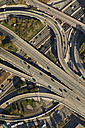 USA, Chicago, aerial photograph of the 90/94/290 Interchange in the early morning - BCDF00259