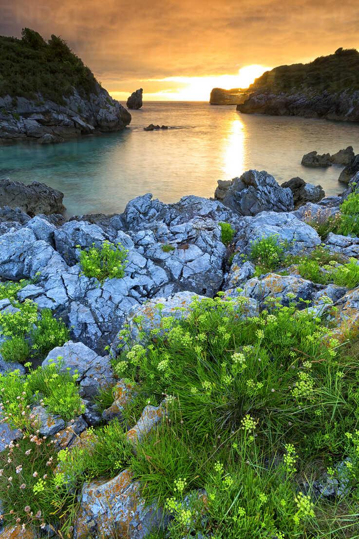 Spain, Asturias, Buelna beach - DSGF01226 - David Santiago Garcia/Westend61