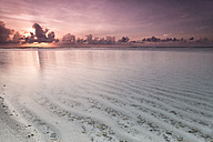 Maldives, seascape at twilight - DSGF01248