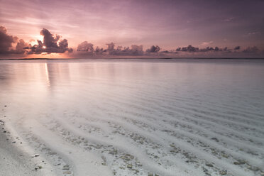 Maldives, seascape at twilight - DSGF01248