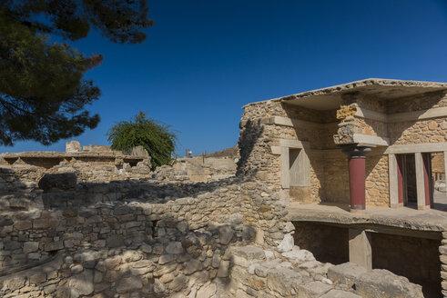 Greece, Crete, archeological site of Knossos - KA00184