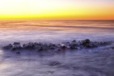 Spain, Almeria, rocky volcanic coastline of Cabo de Gata Natural Park - DSGF01347