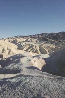 USA, California, Death Valley National Park, Zabriskie Point - EPF00202