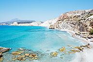 Greece, Milos, Firiplaka beach - GEMF01327