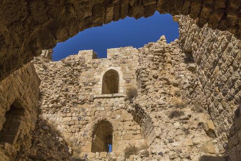 Jordan, Al-Karak, Kerak Crusader castle - MABF00423