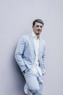 Portrait of confident businessman - KNSF00827
