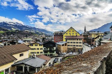 Austria, Tyrol, Kitzbuehel - THA01871