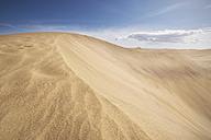 Spain, Canary Islands, Gran Canaria, sand dunes in Maspalomas - DHCF00027