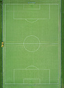 Empty football ground, top view - MMAF00025