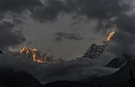 Nepal, Himalaya, Khumbu, Everest Ama Dablam - ALRF00765