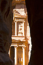 Jordan, Petra, part of Al Khazneh - MABF00436