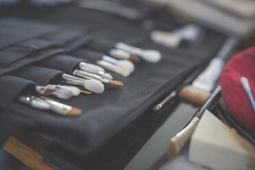 Assortment of beauty brushes - ASCF00679