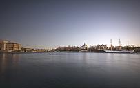 Sweden, Stockholm, harbour - ODF01475