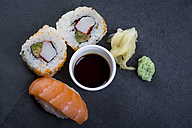 Variety of sushi - JUNF00758