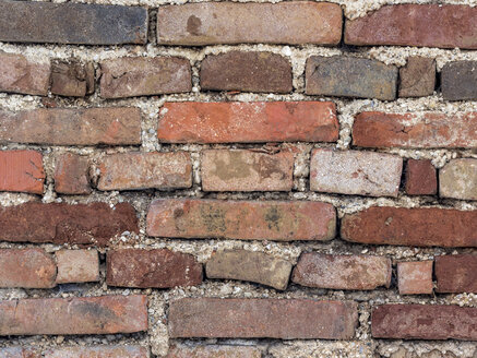 Brick wall, close-up - EJWF00823
