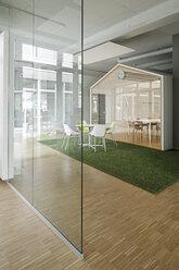 Modern boardroom in office - PESF00407