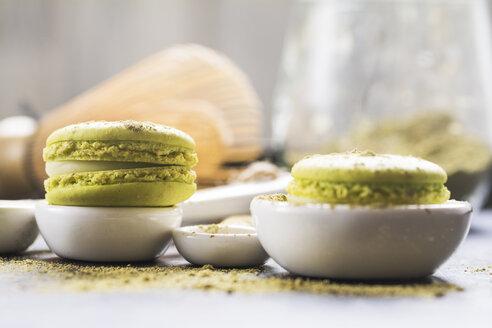 Matcha Macarons - ODF01480