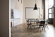 Empty boardroom - RBF05564