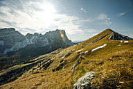 Italy, South Tyrol, Villnoess Valley, Geisler Group - EGBF00202