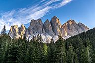 Italy, South Tyrol, Villnoess Valley, Geisler Group - EGBF00205