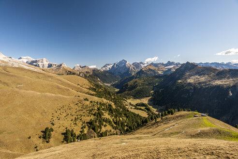Italy, South Tyrol, Schlern range - EGBF00217