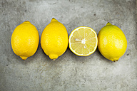 Three and a half lemon - JUNF00816