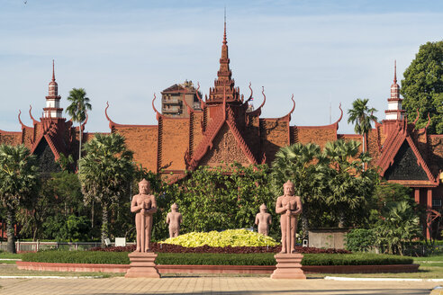 Cambodia, Phnom Penh, National Museum - PC00322
